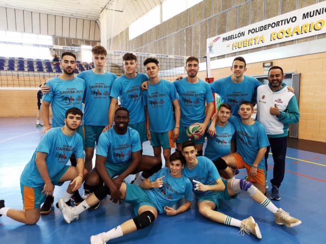 Los juveniles de la EDM Cajamar Mintonette disputarán el Campeonato de España de voleibol
