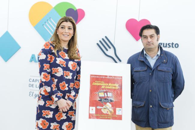 Almería se prepara para el Campeonato de Foodtrucks