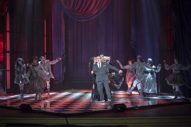 'La Familia Addams' se muda al Auditorio con un espectacular musical lleno de sorpresas