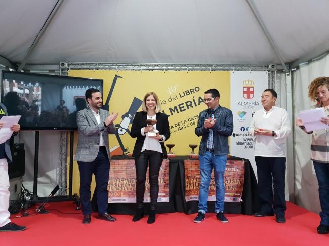 La Feria del Libro abre con el pregón de Pablo Andrés Escapa, Defreds y los Premios Argaria