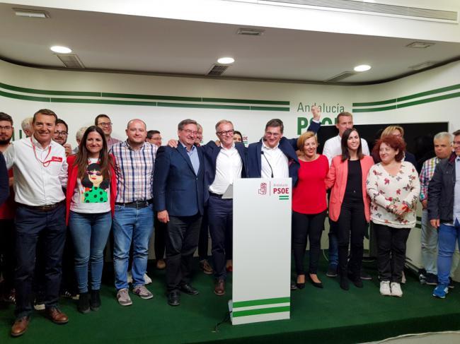 Martínez dice que el PSOE es el 'dique' que para a la ultraderecha