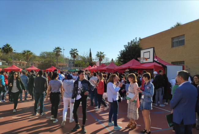 I Jornada de Puertas Abiertas de la Formación Profesional en Almería