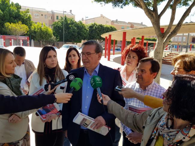 El PSOE apuesta ahora por trasvases desaladoras