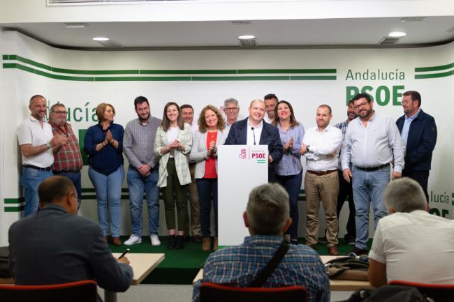 El PSOE hará un homenaje a sus concejales de estos 40 años