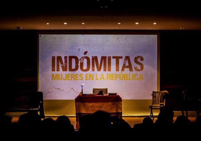 El Teatro Apolo recibe 'Indómitas, mujeres en la República'