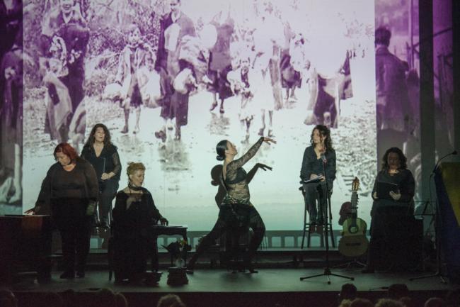 Poesía y música para las 'Indómitas' mujeres de la República