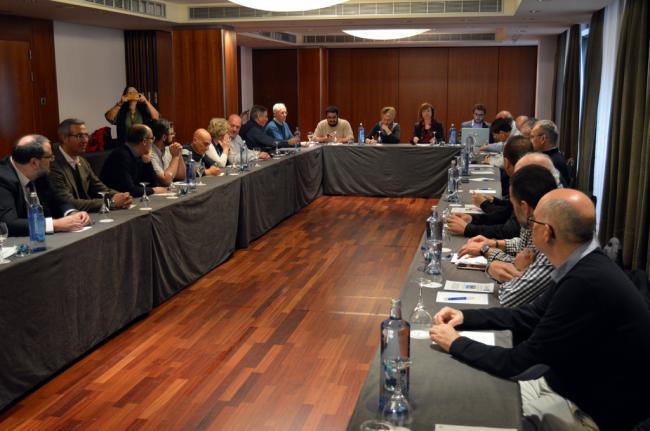 Amigos de la Alcazaba da a conocer a los partidos sus propuestas sobre el Patrimonio Cultural