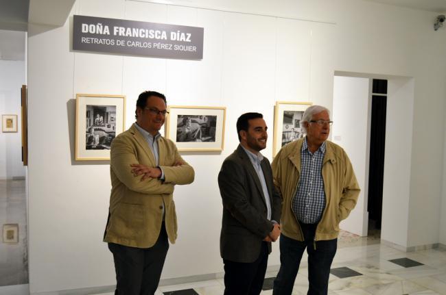 Microexposición de retratos de Francisca Díaz en el cuarto aniversario del Museo de Arte 'Doña Pakyta'