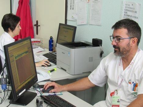 Teledermatología en el Hospital de Poniente