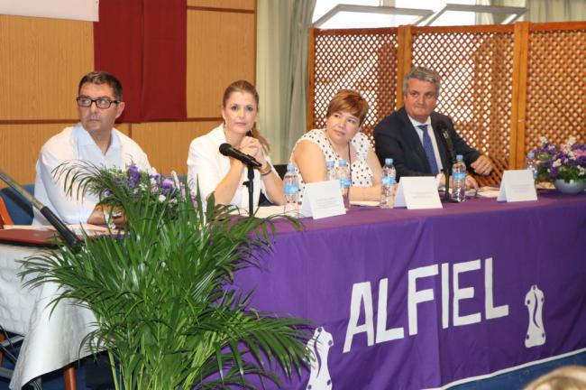 El Ayuntamiento de El Ejido se une a la Asociación ALFIEL contra la fibromialgia