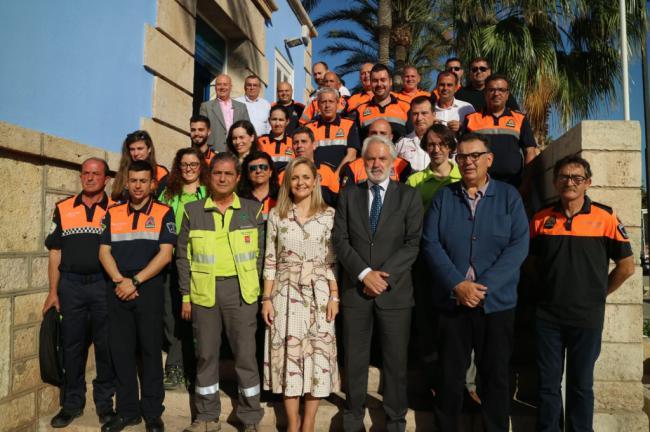 La Junta impulsa el asociacionismo de Protección Civil