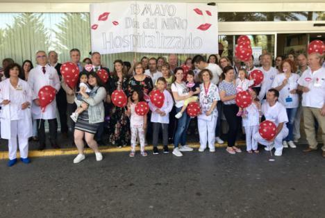 Torrecárdenas conmemora el Día del Niño Hospitalizado