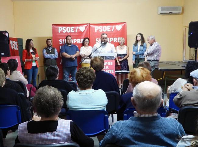 El PSOE de Partaloa apuesta por fomentar el acceso a la vivienda