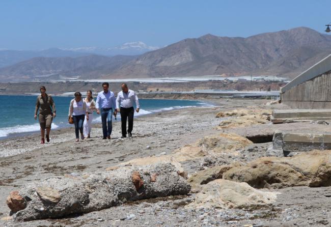 El alcalde de El Ejido exige el informe sobre Balerma al CEDEX