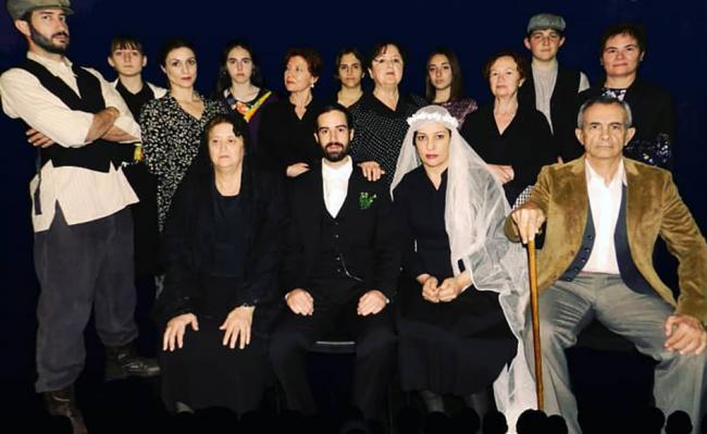 El Programa Estable de Teatro Aficionado presenta 'Bodas de Sangre'