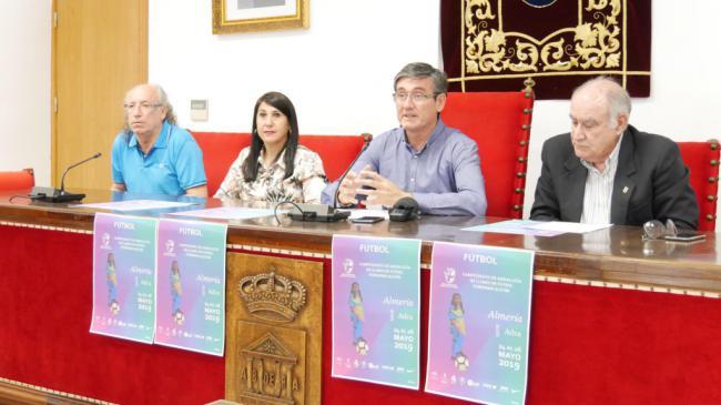 La I Copa de Andalucía de Clubes Campeones Provinciales Alevín Femenino de Fútbol 7 será en Adra
