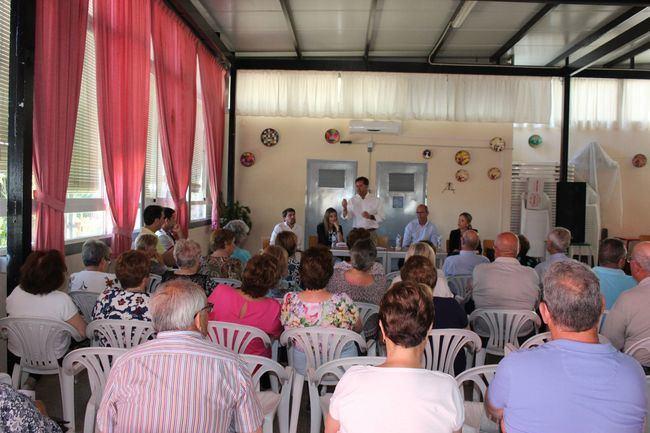 El PP propone mejoras para el Centro de la Tercera Edad de Venta Carmona