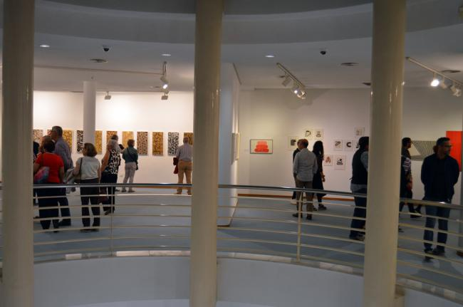 El Museo de Arte 'Espacio 2' acoge la exposición colectiva 'Tinta, Papel y… Gráfica actual almeriense'