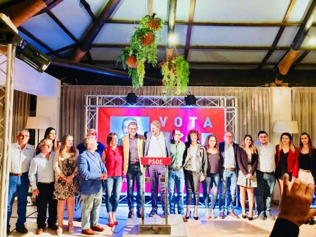 """El PSOE de Vera plantea medidas """"renovadoras e inéditas"""""""