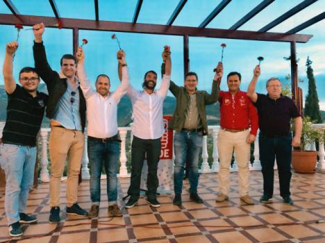 El candidato del PSOE a la Alcaldía de Laujar promete dos policías