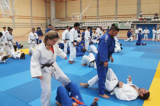 La EDM Alianza KSV abre las inscripciones para el IX Campus de Judo Ciudad de Almería