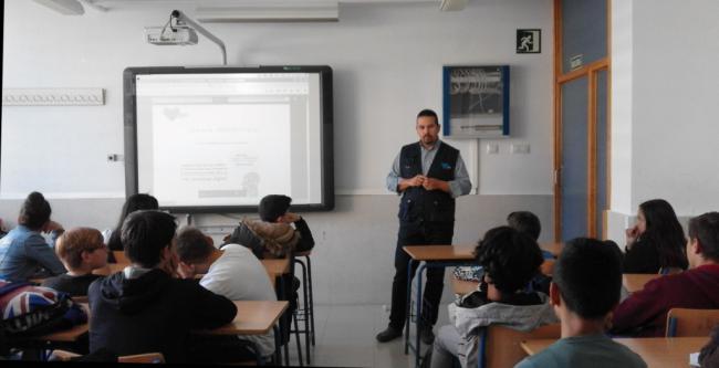 670 menores listos para luchar contra el ciberacoso en las escuelas