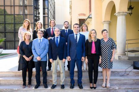 Bendodo anuncia el desbloqueo de proyectos de inversión paralizados durante años en Almería
