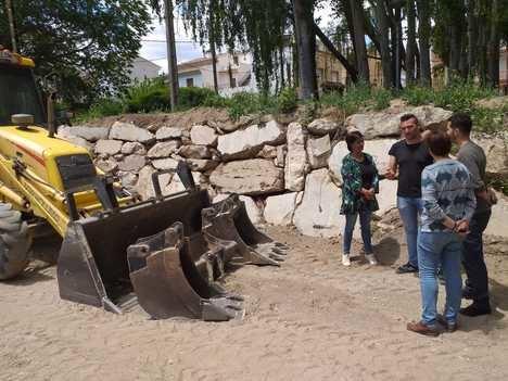 """Torregrosa destaca la respuesta """"rápida y eficaz"""" de Pedro Sánchez a las ramblas de Chirivel"""