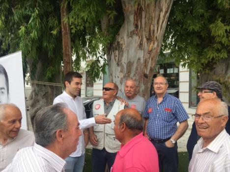 El PSOE de Macael propone recuperar las competencias municipales de abastecimiento