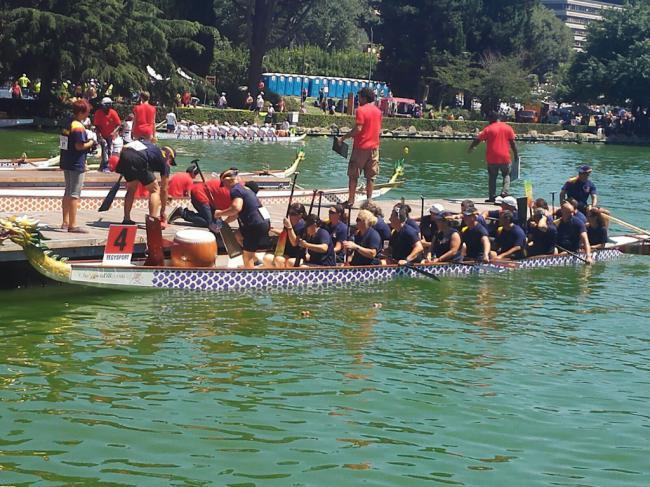 Almería acogerá el IV Campeonato de España Dragón Boat 200 m