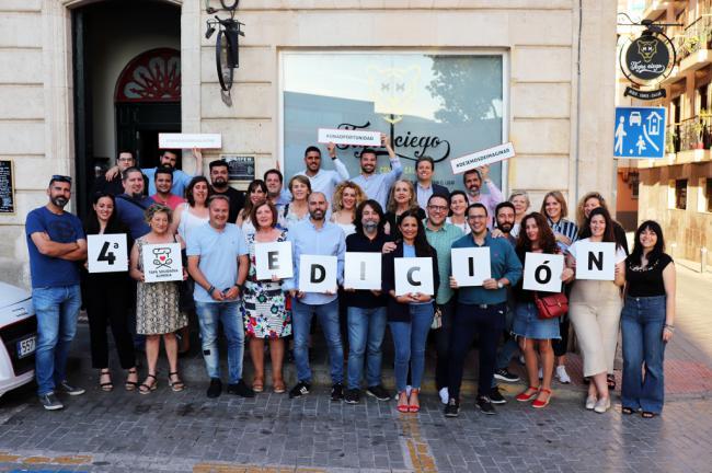 Brindis por una Almería más inclusiva en la IV Ruta de la Tapa Solidaria
