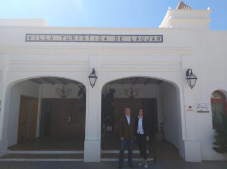 La Villa Turística de Laujar recibió 10.800 pernoctaciones durante el año 2018