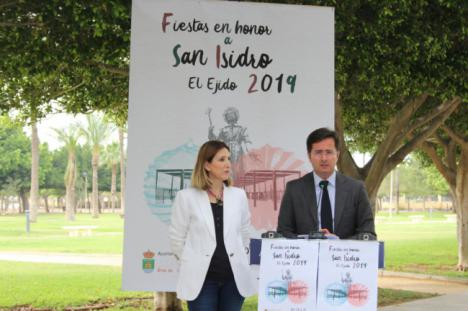 El Ejido celebra San Isidro en un recinto de 90.000 metros cuadrados