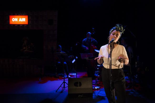 'Jazz en la Pecera', teatro y música en Delicatessen