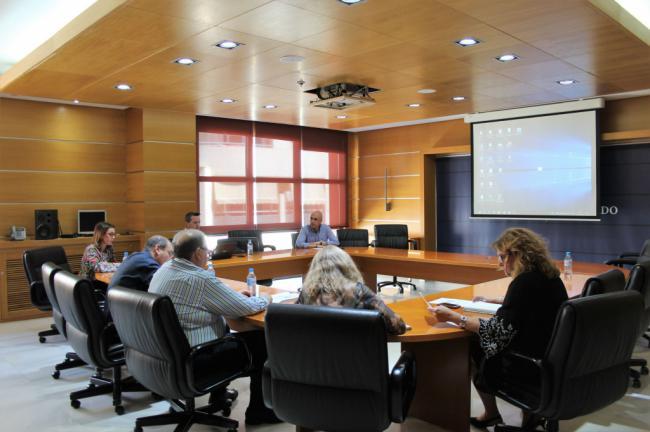 El Ayuntamiento de El Ejido ha acogido la autoevaluación de los proyectos de la EDUSI