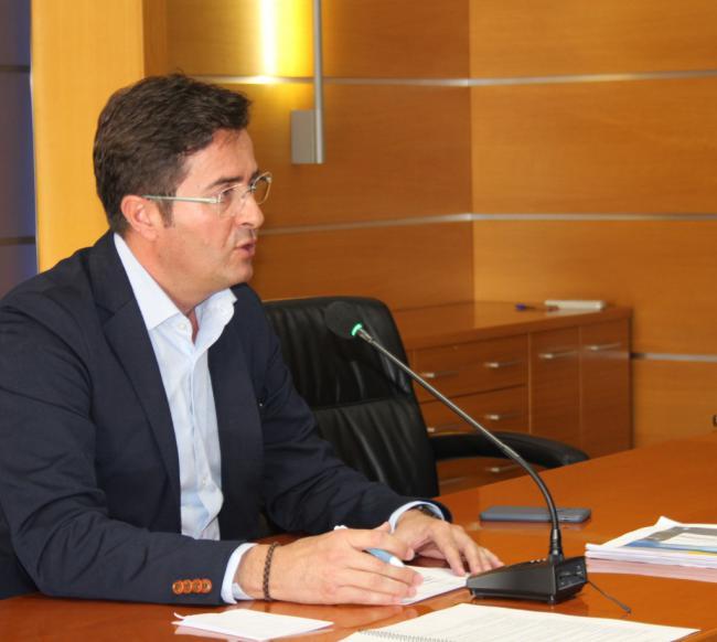 """Góngora califica de """"muy decepcionante"""" la propuesta de Costas para salvar la costa de Balerma"""