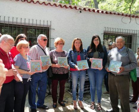 Laujar acoge el XXIX Encuentro de Centros de Participación Activa del Poniente