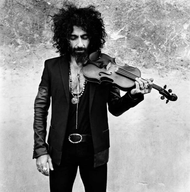 Ara Malikian y su 'Royal Garage World Tour'en Almería el 27 de julio