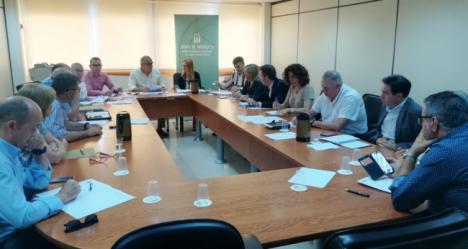 Los planes de empleo de la Junta en Almería alcanzan el 83% del nivel de contratación