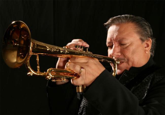 El mítico trompetista Arturo Sandoval llega al Maestro Padilla con la Big Band Clasijazz