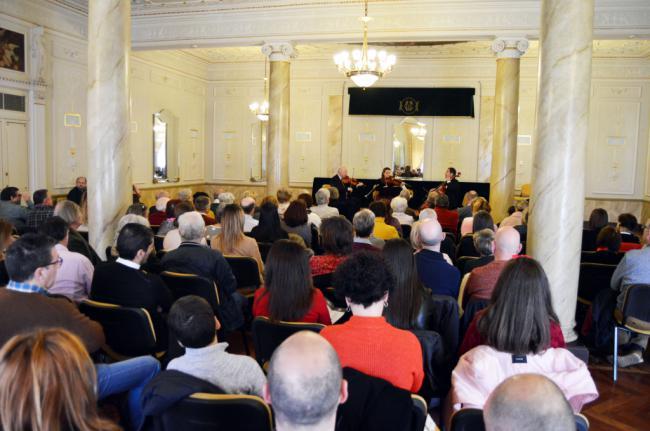 'La Europa de la Restauración' con la Orquesta Ciudad de Almería