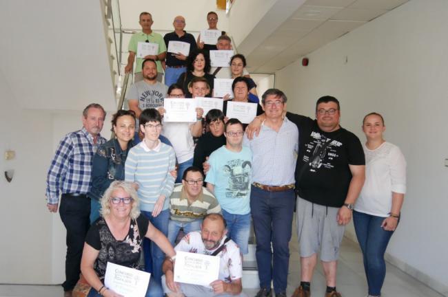 Entregados los premios del Concurso de Cruces de Mayo de Adra