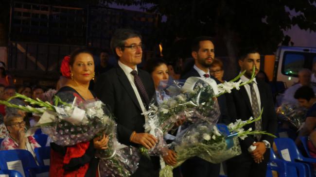 Ofrenda Floral a la Virgen del Mar y San Nicolás de Tolentino