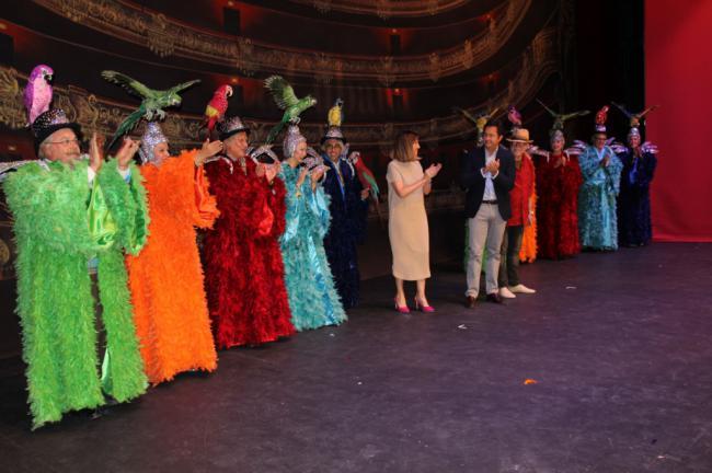 'La Cubana' estrena 'Butaca de Honor' en el Teatro Auditorio de El Ejido