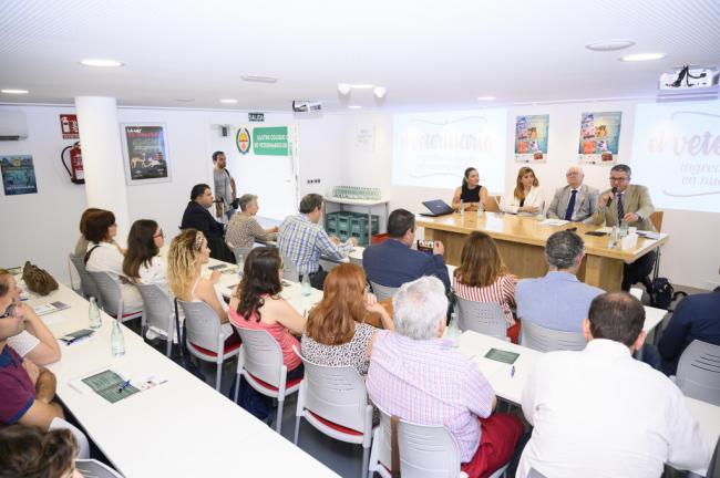 'Sabores Almería' y 'Almería 2019' en las Jornadas de seguridad alimentaria de COLVET