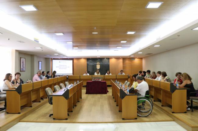 El Consejo de la Discapacidad de El Ejido se centra en las mejoras realizadas