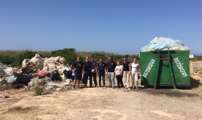 400 escolares en la V Semana del Medio Ambiente en el Paraje de Punta Entinas
