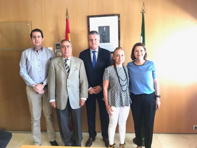 Convenio de colaboración entre el Área Sanitaria Norte y la AECC