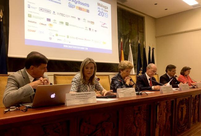 """La Junta destaca el potencial de Andalucía """"hacia la digitalización del campo"""""""