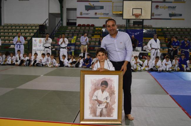 Rafael Alarcón Cifuentes, reconocido como deportista del año por la EDM Alianza KSV